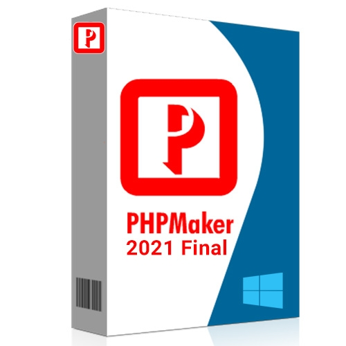 e-World Tech PHPMaker 2021 Final for Windows